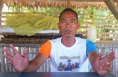 Edgar Torres of Bindoy