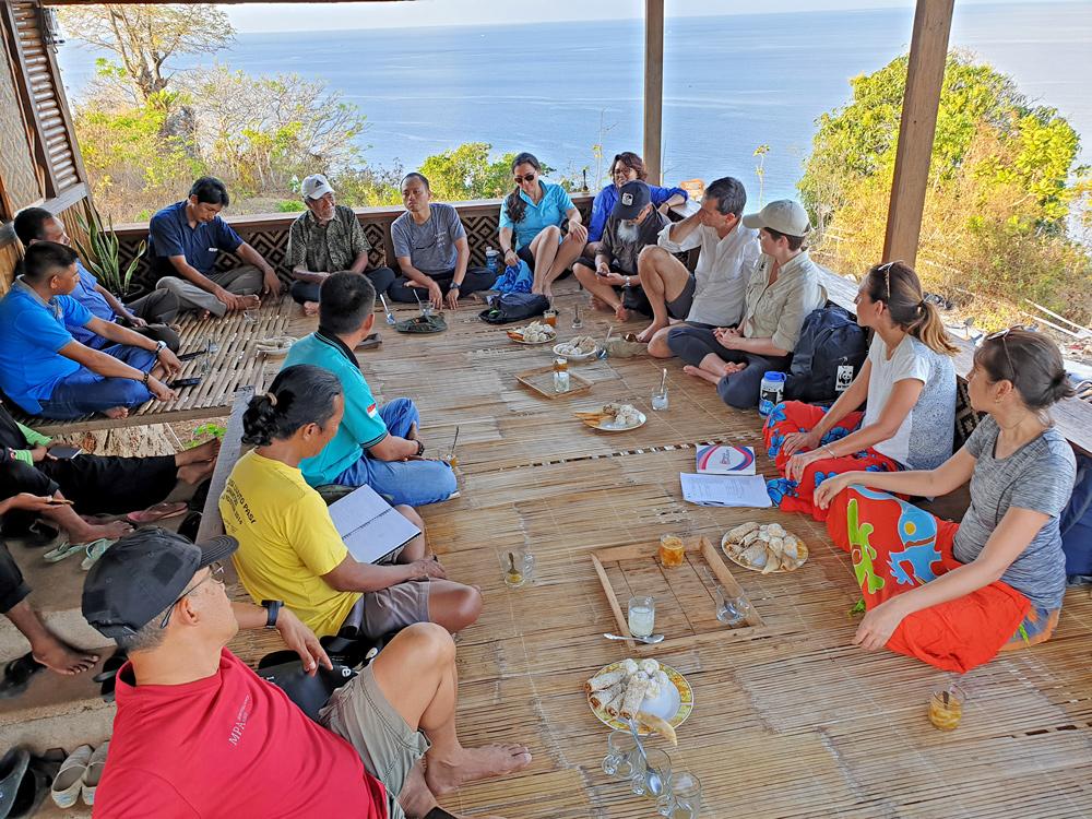 Tomia Island's Komunto fishing community in Indonesia