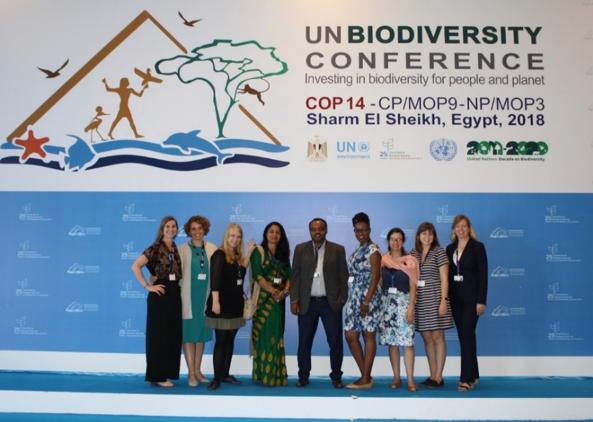 Rare at the UN Biodiversity Conference