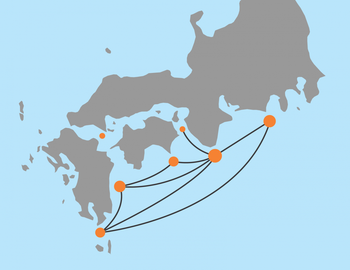 Fish Forever Networking Map
