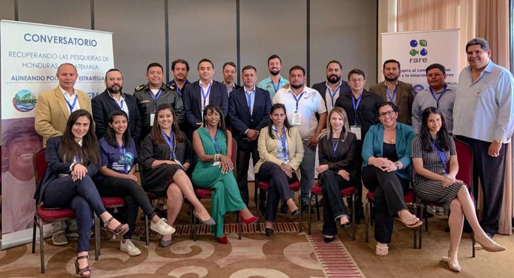 Workshop Participants in Guatemala