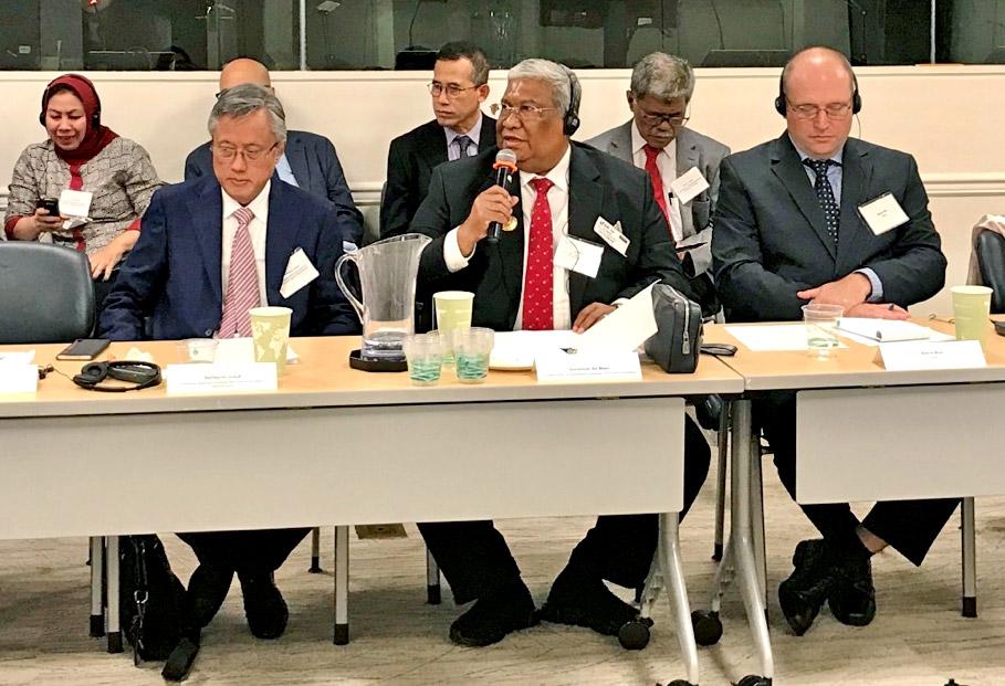 World Bank Fall Meetings 2019