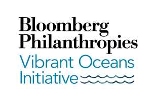 Bloomberg Philanthropies Vibrant Oceans Initiative logo