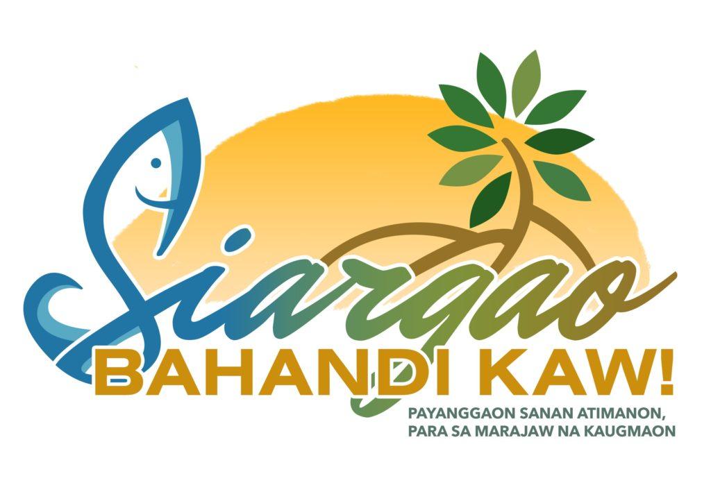 Siargao campaign logo