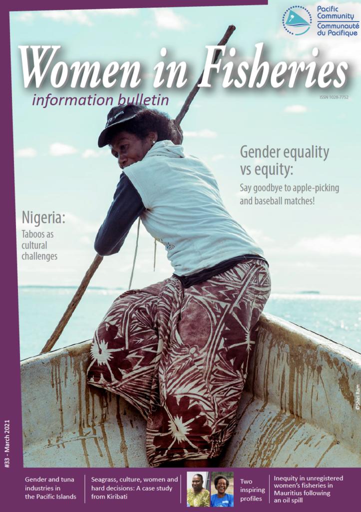 Women in Fisheries thumbnail.