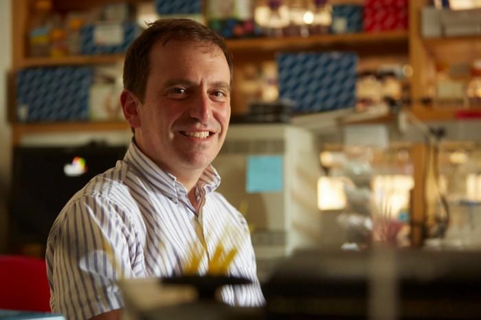 Leading epidemiologist Marc Lipsitch