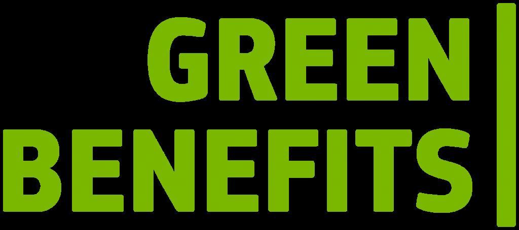 Green Benefits logo.