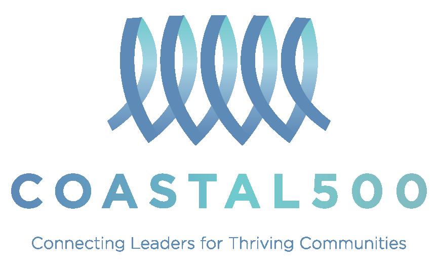 Coastal 500 logo.